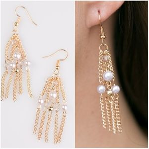 SUMMER CELEBRATION GOLD EARRINGS